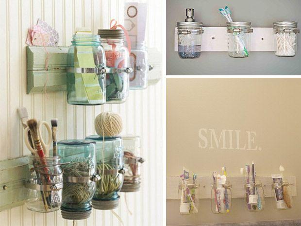 I pratici contenitori fai da te per il bagno rubriche for Arredamento per la casa