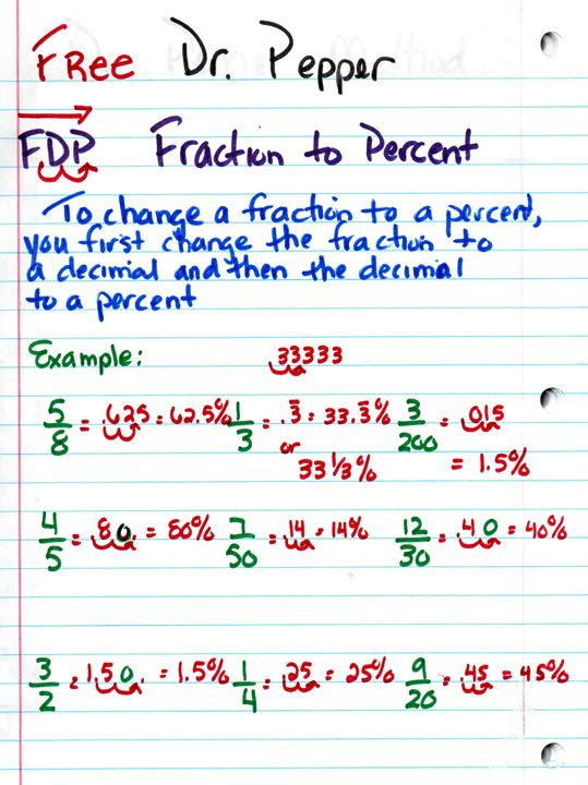 475 best Math - Decimals, Fractions, Probability images on - decimal to fraction chart