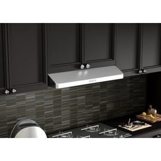 ZL617 Under Cabinet Range Hood Starting At $329.95 FREE SHIPPING AND LED  LIGHT UPGRADE NOW!