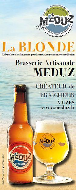 Méduz, brasserie artisanale à Uzès