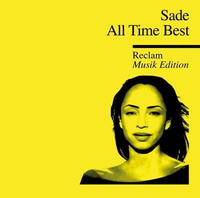 The Best of Sade, Reclam Edtion.   いかにもレクラム文庫の見慣れたデザイン。ちょっとびっくりしたけれど、ペンギンブックスもCDは出しているから時代の流れかな。