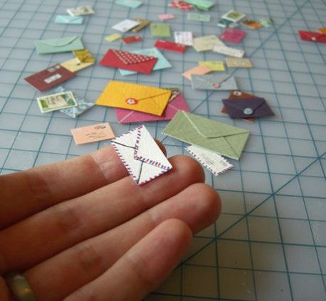 Do tiny envelopes serve a small purpose? Find out!