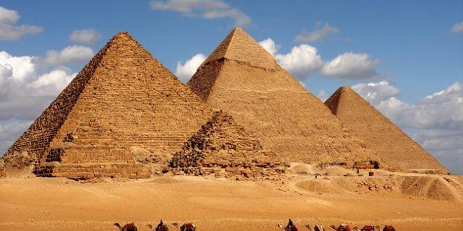 Matematiksel ///  Mısır Piramitlerinin Arkasındaki Esrarengiz Matematik