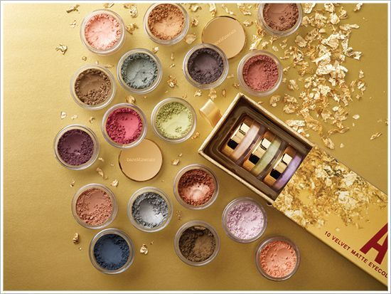 Bare Minerals & Buxom Holiday 2012 Gift Sets