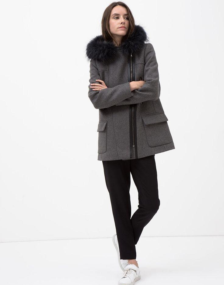 1000 ideas about duffle coat femme on pinterest manteau pas cher parkas femme and. Black Bedroom Furniture Sets. Home Design Ideas