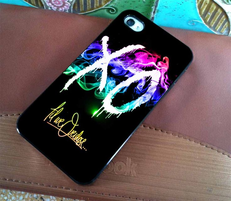 THE WEEKND XO DESIGN RAINBOW - iPhone 5