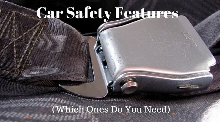 Car Safety Features (Which Ones Do You Need) - It's so important to see what safety features are offered when researching new and used vehicles. See some options here! #CarsCom #Ad