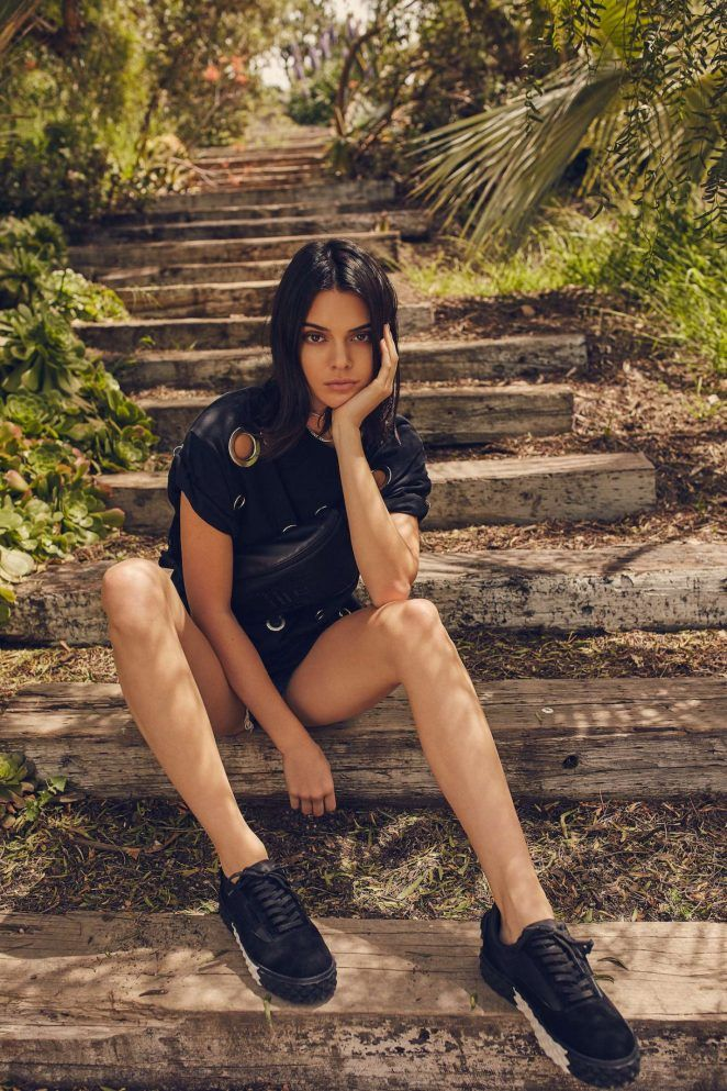Kendall Jenner || 'Kendall + Kylie' DropTwo Collection 2017