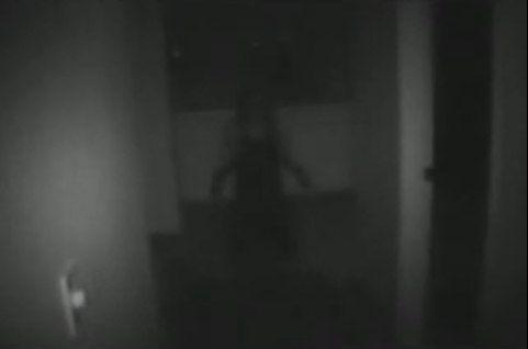 Foto de fantasma