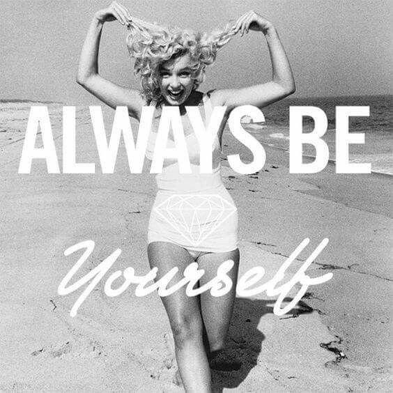 Citaten Marilyn Monroe Itu : Beste afbeeldingen van expres jezelf inspirerende