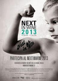 Eventi News 24: Next in Wine 2013 - Aperte le iscrizioni