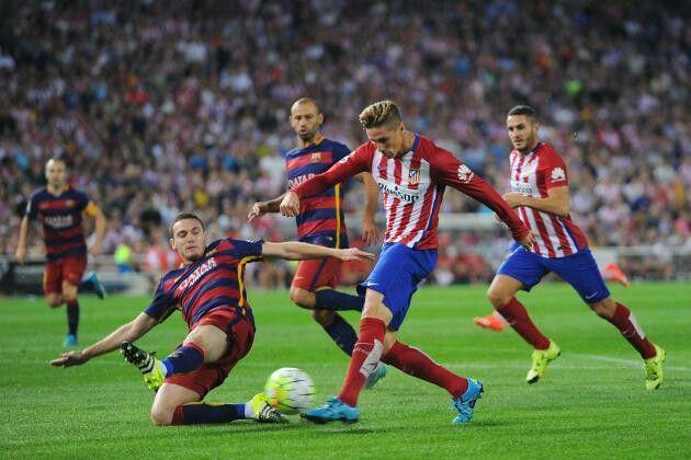 Vermaelen contra Atletico Madrid
