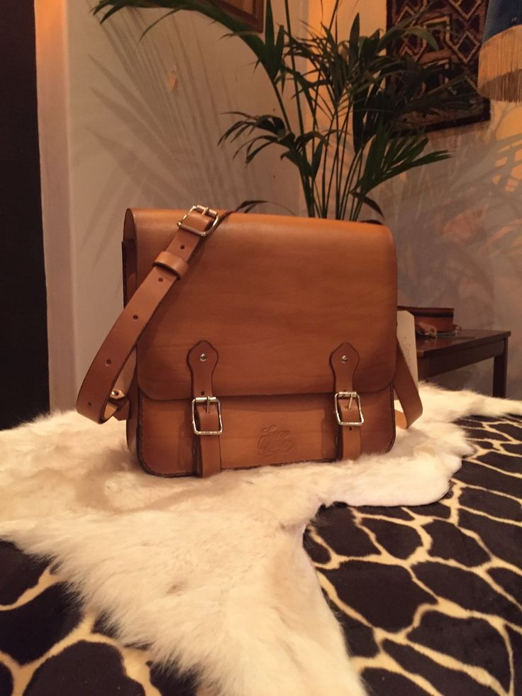 The product • Saddle Bag Walnut • is sold by • Jenny Lou Store • in our Tictail store.  Tictail lets you create a beautiful online store for free - tictail.com