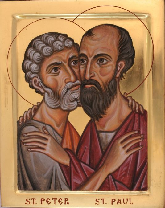 Saint Peter and Saint Paul, Apostles | For All the Saints