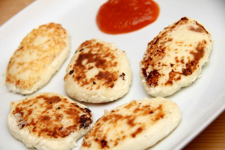 "Ukrán túrós ""pancake"" recept"