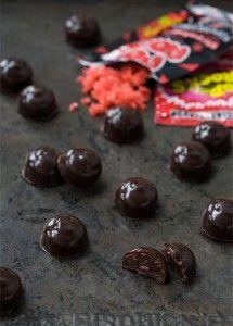 Pop Rocks Truffles | Love and Olive Oil