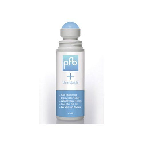 Eliminate ingrown hair from face, neck, bikini, legs. A 2-in-1 solution to provide relief for ingrown hairs while brightening skin. PFB Vanish + Chromabright combats and releases ingrown hairs while helping lighten dark spots that can be caused by ingrown hair ...