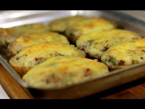 Картофель запеченый в духовке - YouTube