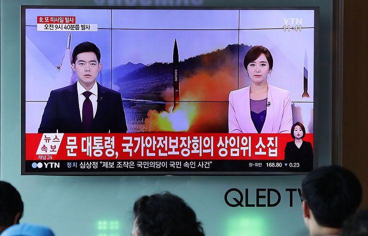 Берегись, Америка! Северная Корея провела испытания первой МЕЖКОНТИНЕНТАЛЬНОЙ баллистической ракеты  http://da-info.pro/news/beregis-amerika-severnaa-korea-provela-ispytania-pervoj-mezkontinentalnoj-ballisticeskoj-rakety