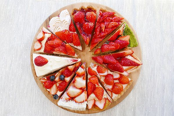 キルフェボン「ストロベリーWeek」開催!全11種類のいちごタルトを食べ比べてみた♡ − ISUTA(イスタ)オシャレを発信するニュースサイト