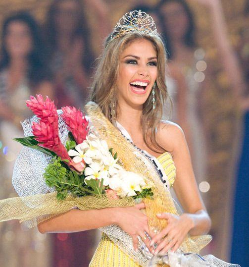 Miss Universe 2008 - Dayana Mendoza