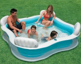Intex 56475 piscina gonfiabile Piscine, Casette per