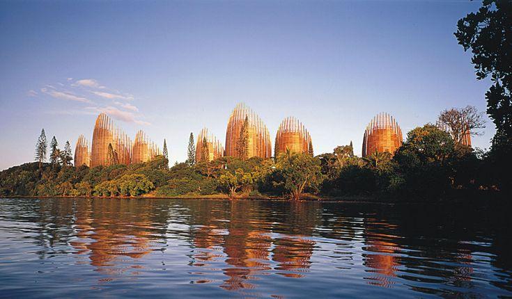 Jean-Marie Tjibaou Cultural Center | Renzo Piano