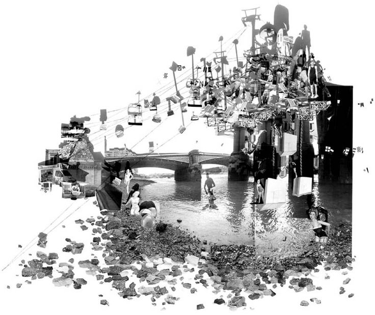 """""""Discontinuous Cities"""" by CJ Lim/Studio 8 Architects with Maxwell Mutanda and Tomasz Marchewka, from Short Stories"""