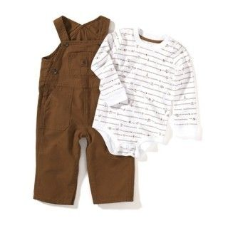 Carhartt Bib Overall Set $24.99. Too CUTE when i have kids i will definitely get them some.