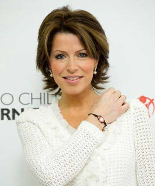 Chic Bobs for Women Over 50   Bob Hairstyles 2015 - Short Hairstyles for Women