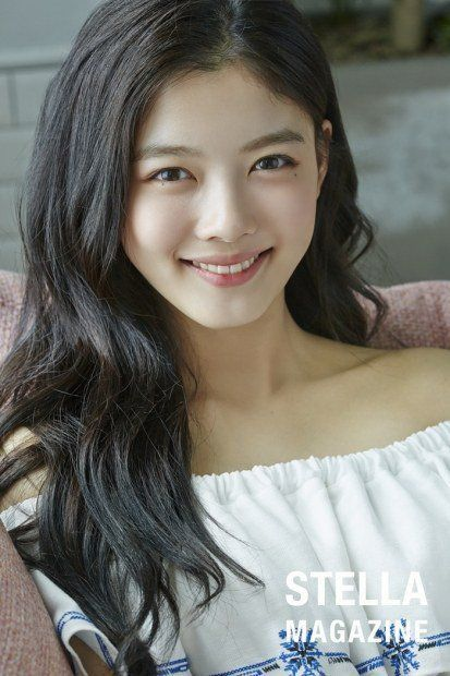Kim Yoo Jung is angelic for 'Stella' magazine http://www.allkpop.com/article/2016/08/kim-yoo-jung-is-angelic-for-stella-magazine #kimyoojung #stella