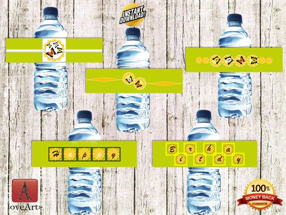 Hey, I found this really awesome Etsy listing at https://www.etsy.com/listing/242029653/water-bottle-labels-butterfly-labels