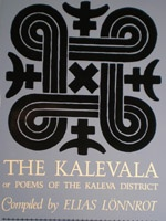 The Kalevala, or Poems of the Kalevala District  Written by Compiled by Elias Lonnrot, Trans. by Francis Magoun, Jr.  Finnish mythology
