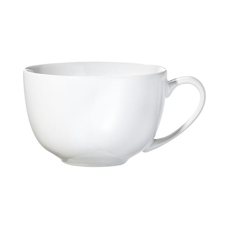 Cappuccino Mug 15.2oz Porcelain Set of 4 - Threshold