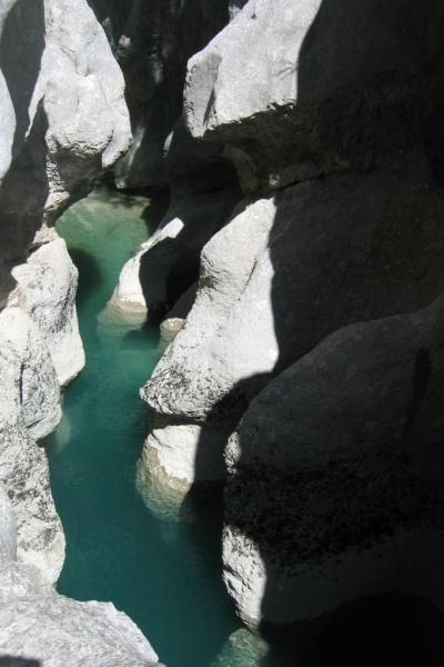 Le styx du verdon les gorges du verdon guide du tourisme de la provence