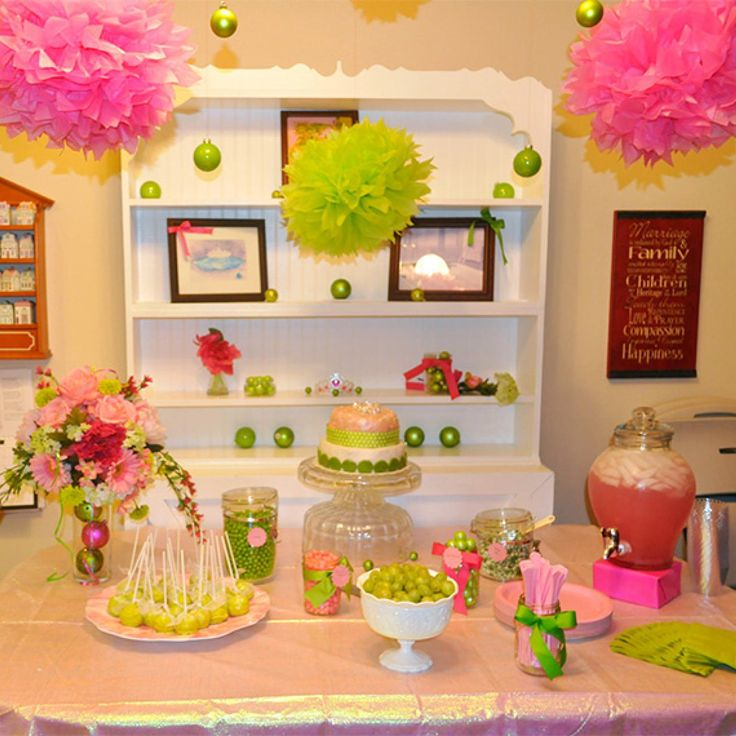 Bring the magic to life with these fairytale baby shower ideas