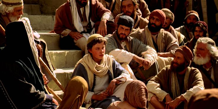 Young Jesus Teaching in the Temple | The Mormon Channel | Mary and Joseph find young Jesus about his Father's business, teaching in the temple.