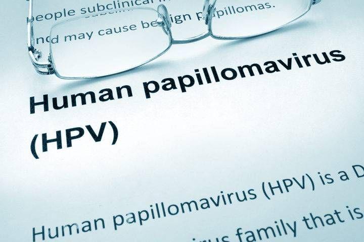 papilloma virus a 45 anni