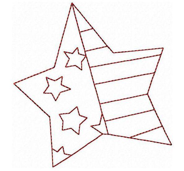 Best star patterns ideas on pinterest design