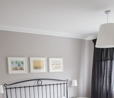 Dulux - Perfectly Taupe - grey wall colour
