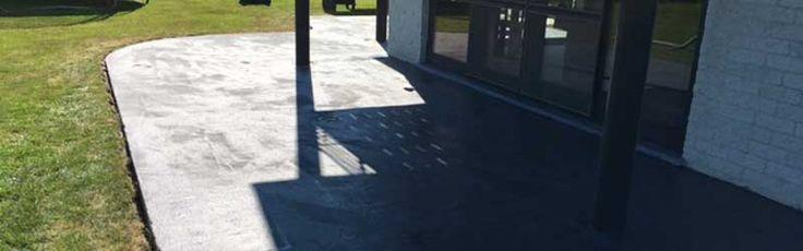 Gietvloer buitenterras – kunststof gietvloeren voor buiten