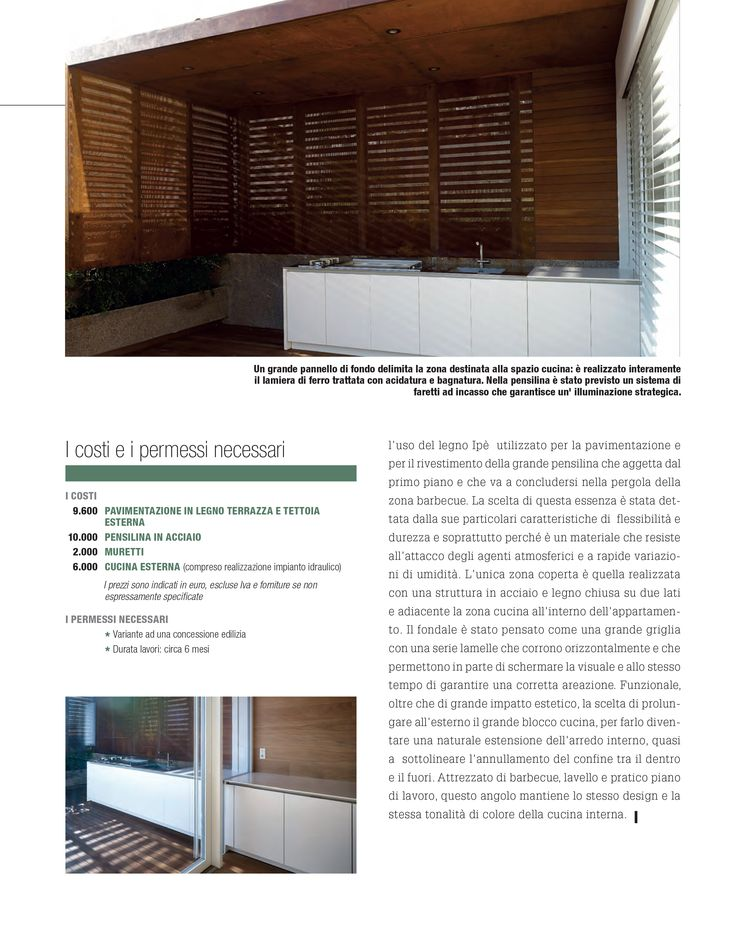 BFA | Come Ristrutturare la Casa, n.2 – March | April 2016 Tecniche Nuove #architecture #mountains #design #interior #contemporary #modern