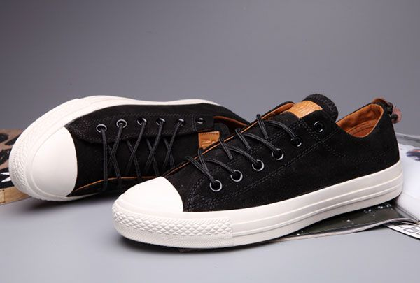 418db0358bf9 Converse x Clot x Undefeated Black Low Suede Chuck Taylor All Star Bow Back  Shoes  converse  shoes