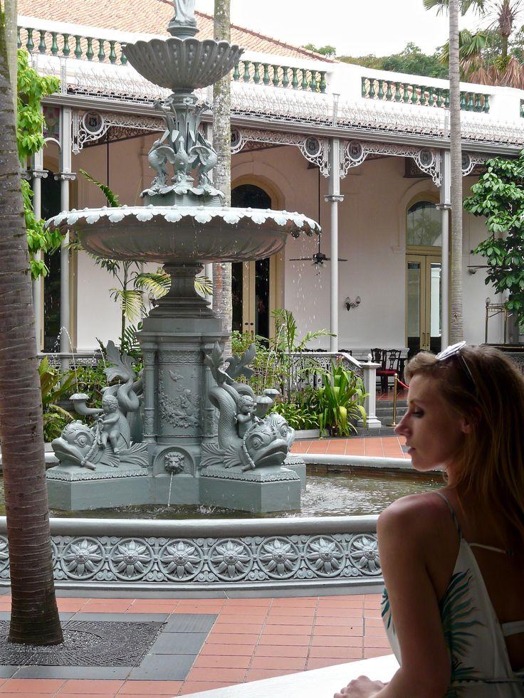 Raffles Hotel - Singapour