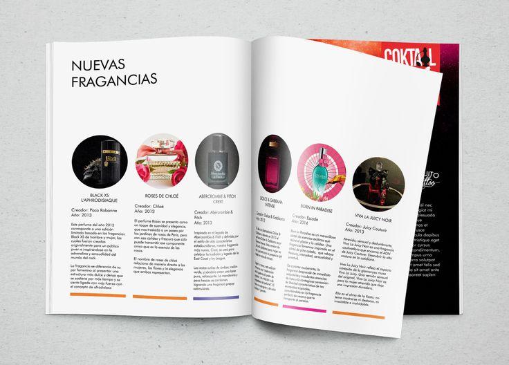 Le Journal Magazine informativo El Perfumero