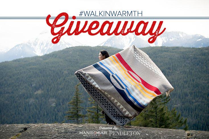 Manitobah Mukluks + Pendleton #WalkInWarmth Giveaway!