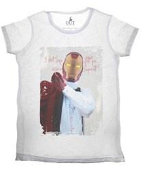 T-shirt Ironman Out