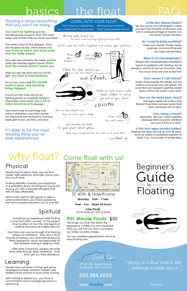 Float On - USA's Largest Float Tank Center in Portland, OR