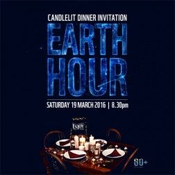 What Day Is Earth hour 2016 | Earth Hour - eCard