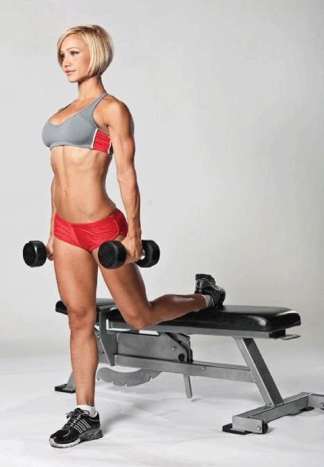 Tired of squatting yourself to death? Try these 9 new, MUST DO squat variations to switch up your workouts, torch FAT, build lean muscle definition, and build strong ABS.